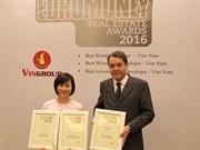 Vingroup honoré par Euromoney