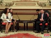 La Suède prête à partager ses expériences de développement avec Hô Chi Minh-Ville