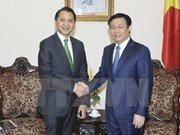 Le Vietnam souhaite recevoir des aides financières de Kbank