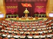 Ouverture du 4e Plénum du Comité central du Parti communiste du Vietnam