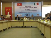 Sonder les opportunités d'investissement et de commerce Vietnam-Mexique