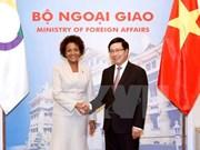 Promotion des relations de coopération entre le Vietnam et la Francophonie