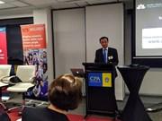 """Séminaire """"Vietnam : opportunités et défis"""" en Australie"""
