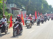 La Journée internationale de la prévention des catastrophes célébrée à Diên Biên