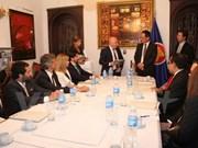 L'ASEAN renforce la coopération avec l'Argentine