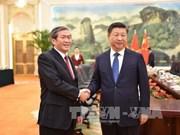 Le Vietnam prend en considération les relations avec la Chine