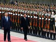 Chine et Philippines signent des accords de coopération de 13,5 milliards de dollars