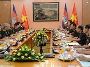Vietnam et Cambodge dialoguent sur la politique de défense