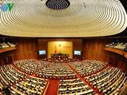 2e session de la XIVe législature de l'AN : plusieurs questions importantes en débat