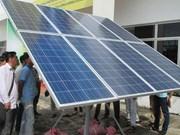 La BM aide HCM-Ville à développer la production d'électricité solaire