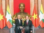 Le Myanmar souhaite promouvoir la coopération multiforme avec le Vietnam