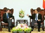 Le PM Nguyen Xuan Phuc reçoit le ministre italien de la Justice