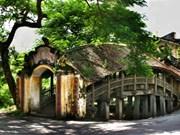 Nam Dinh : la commune de Hai Anh préserve ses identités architecturales