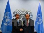 Le Vietnam appelle au soutien continu de l'ONU