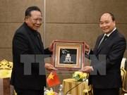 Le PM salue le rôle de l'Association d'amitié Thaïlande-Vietnam