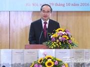 Publication d'un livre sur l'amitié Vietnam-Chine