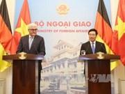 Le Vietnam prend en haute considération l'intensification de ses relations avec l'Allemagne