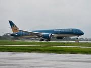 L'A350 exploité sur la ligne Ho Chi Minh-Ville - Osaka