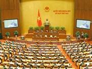 Les députés débattent de questions économiques importantes