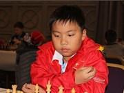 Championnats du monde d'échecs des jeunes : le Vietnam remporte une médaille d'argent