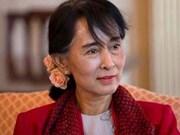 La conseillère d'État du Myanmar effectue une visite au Japon