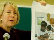 Concernant la mise en œuvre du programme Peace Corps au Vietnam