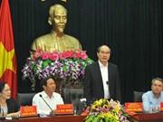 Hai Phong invitée à devenir une ville intelligente