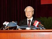 Résolution du CC du PCV sur la mise en oeuvre de l'intégration internationale