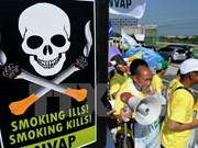 Le Vietnam à la COP sur la mise en oeuvre de la Convention-cadre sur la lutte contre le tabagisme