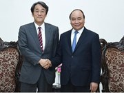 Le PM Nguyen Xuan Phuc reçoit le nouvel ambassadeur japonais au Vietnam