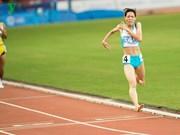 Pham Thi Huê, étoile montante du sport de Quang Ninh