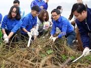 Le vice-PM Vu Duc Dam participe à la campagne «Bon geste pour l'environnement»
