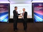 FPT remporte un titre au prix des télécommunications d'Asie-Pacifique 2016
