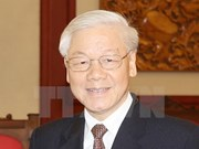 Le secrétaire général Nguyên Phu Trong attendu au Laos