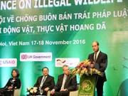 3e conférence internationale sur le trafic illégal d'animaux sauvages