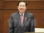 AN: le ministre de l'Intérieur explique le travail de personnel et la réforme salariale