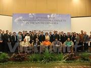 De la gestion des conflits potentiels en Mer Orientale