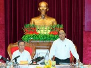 Le PM plaide pour le développement de l'agriculture bio à Hoa Binh