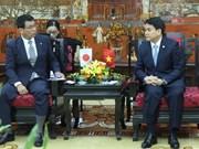 Hanoi coopère avec la préfecture japonaise de Fukuoka dans plusieurs domaines