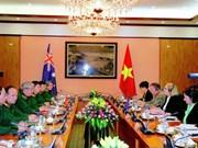 Vietnam-Australie: 4ème dialogue stratégique sur la défense et la diplomatie