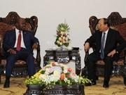 Le PM Nguyên Xuân Phuc reçoit le ministre de l'Intérieur du Mozambique