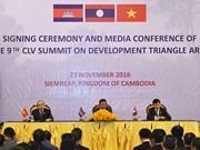 Cambodge, Laos et Vietnam vont booster leur connexion économique