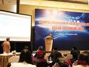 Forum des technologies de l'information et de la communication ASEAN-IVO 2016