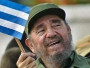 La présidente de l'Assemblée nationale part pour la cérémonie de deuil d'Etat de Fidel Castro