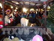 Le Vietnam participe activement à la foire de Noël à Prague