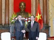 """Coopération sécuritaire, """"pivot des liens Vietnam-Bulgare"""""""