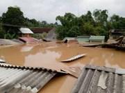 Aide du gouvernement pour les provinces touchées par les récentes crues
