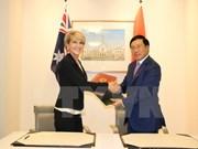 Le Vietnam et l'Australie plaident pour des liens renforcés
