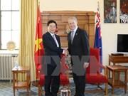 Le Vietnam et la Nouvelle-Zélande renforcent leurs relations économiques