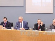 Le Parlement wallon discute de l'accord de libre-échange Vietnam-UE